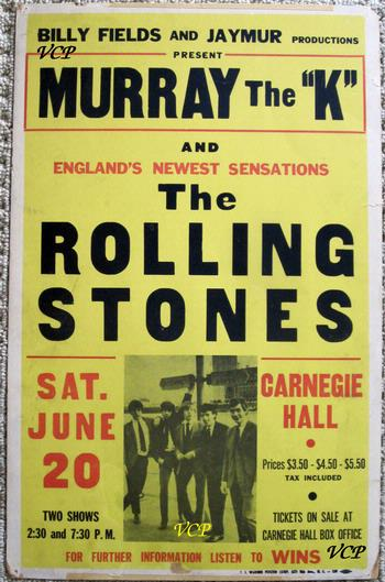 Image result for rolling stones carnegie hall 1964